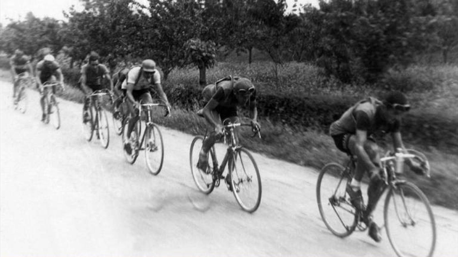 Sykkelens gyldne era