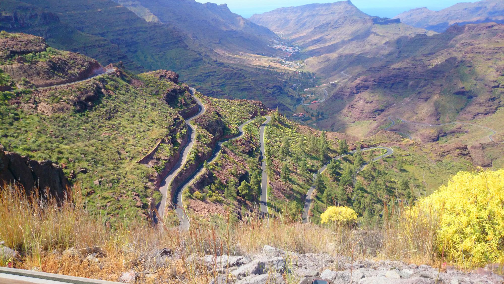 Treningsleir på Gran Canaria