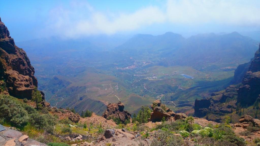 Utsikt fra en topp