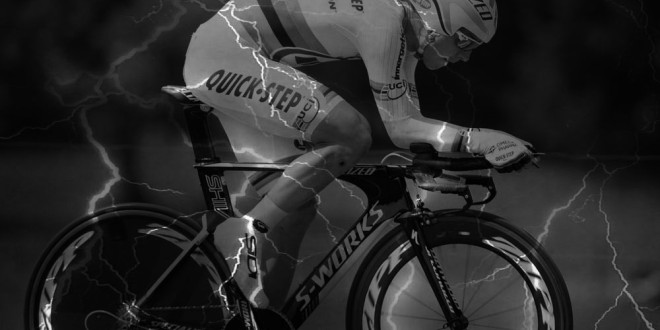 Tre målrettet og  intense sykkeløkter
