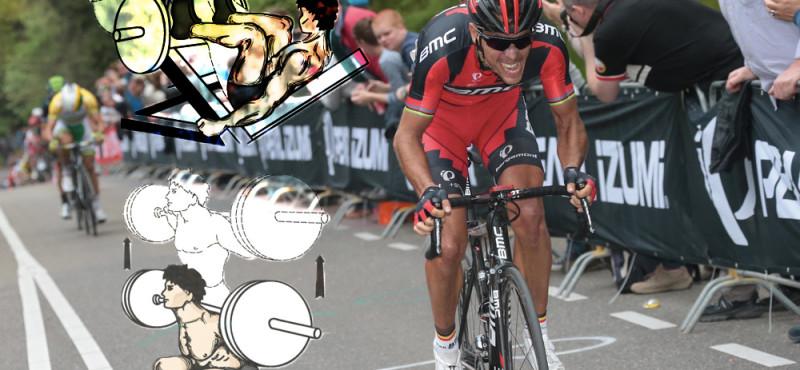 Effektiv styrketrening for syklister